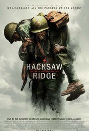 HACKSAW RIDGE is the latest directorial movie from Mel Gibson starring Andrew Garfield, Vince Vaughn, Teresa Palmer & Hugo Weaving. The Desmond Doss story. Great Movies, New Movies, Movies Online, Watch Movies, 2017 Movies, Awesome Movies, Film Online, Current Movies, Film Watch