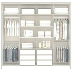 Ideas Bedroom Wardrobe Shelves Walk In For 2019 Wardrobe Design Bedroom, Bedroom Furniture Design, Bedroom Wardrobe, Bedroom Cupboard Designs, Bedroom Cupboards, Wardrobe Door Designs, Closet Designs, Wardrobe Ideas, Dressing Room Design
