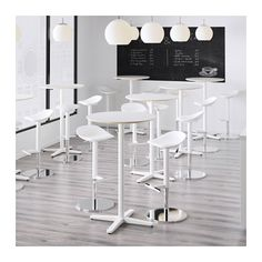 BILLSTA Bar table IKEA Durable and sturdy; meets the requirements on furniture for public use.