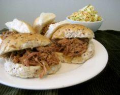 Pulled pork buns  | Budget recipe | Easy food recipes - BBQ