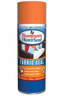 Thompson's® WaterSeal® Fabric Seal Waterproofing Spray