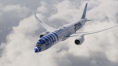 Star Wars no Boeing 787-9 · Aeromagazine