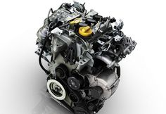 Renault Clio 4 - engine
