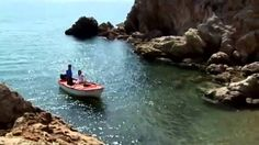 Under Construction, Greek, Boat, Water, Outdoor, Gripe Water, Outdoors, Dinghy, Boats