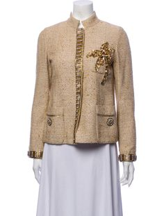 Real Style, Luxury Consignment, Tweed, Marc Jacobs, Blazer, Silk, Sweaters, Fashion, Moda