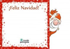 tarjetas de Navidad para niños lista para imprimir