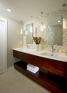 Bathroom  FOGGY BOTTOM DC CONDO REMODEL
