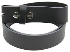 """Black Leather Snap on Belts for Buckles - Genuine leather Belt - Belts For Buckles - Leather Belts - Fashion - Leather Snap On Belt 1.5"""" by Festivalfashionstall on Etsy"""