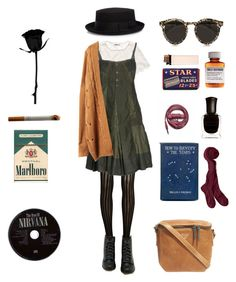 """violet harmon"" by lara-khizri ❤ liked on Polyvore"
