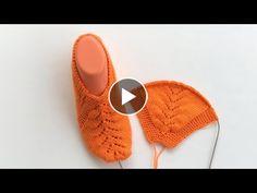 Ajurlu patik /kolay patik / örgü patik / bayan patik /iki şiş patik çeyizlik patik knitting boosties