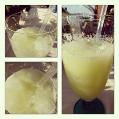 Thirst quencher Honeydew-ice-cubes mix