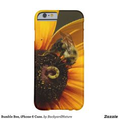 Bumble Bee, iPhone 6 Case. Barely There iPhone 6 Case