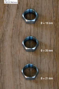 Nut Ring stainlesssteel