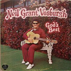 Awkward Christian Music Album Covers