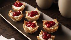 MasterChef Canada - Philly Phyllo Cheesecake Tarts