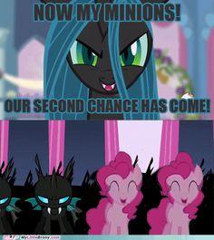Pinkie overload!