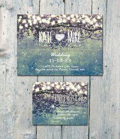Digital Printable Files Teal Romantic by WeddingSundaeShop