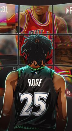 Your one stop shop for finding and sharing a variety of amazing, thought provoking, and stunning wallpapers for your smartphones, tablets & other. Mvp Basketball, Basketball Legends, Football, Derrick Rose Wallpapers, Nba Wallpapers, Rose Nba, Best Nba Players, Kobe Bryant Pictures, Nba Pictures