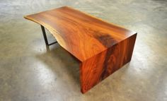 Diving Board Table