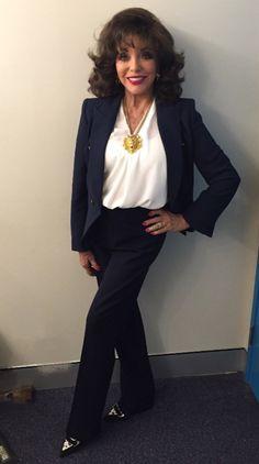 Joan Collins (@Joancollinsdbe) | Twitter