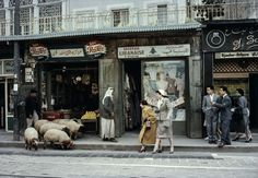 Lebanon, 1957, Photo by Thomas J. Abercrombie   The 18 Most Dazzling Photos From National Geographic's History