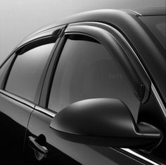 2016 #Impala Limited Side Window Weather Deflector, Smoke: Ventilate for superior comfort. With GM Accessories vent visors, you can leave your windows slightly open to let the fresh air in, but keep rain, sleet and snow out.