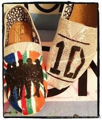 One direction ones? Yes. I want little things lyrics on them! I love that song....