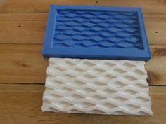 molde de silicone para fabricar gesso revestimento parede