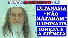 """INRICRISTO.TV 01/11/2014 - Eutanásia, """"Não matarás"""", Iluminattis, Igreja e ciência...  https://www.youtube.com/watch?v=kTTWm-HfzoY"""