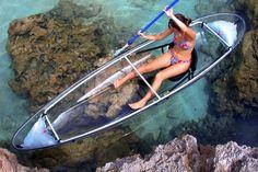Clear Blue Hawaii Molokini Kayak | Man of Many