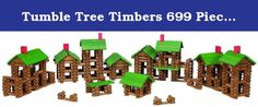 Tumble Tree Timbers 699 Piece Set. About Maxim Enterprise, Inc. Maxim Enterprise, Inc. is an international manufacturer specializing in wooden toys. Based in Lakeville, Mass., Maxim Enterprise takes steps to care for the environment while producing its toys. For every tree used to make their products, Maxim plants three new trees. All of the company's products are lead-free and non-toxic. Set comes with 699 pieces. Wood with natural stain. Variety of timber sizes. Roof slats, supports…