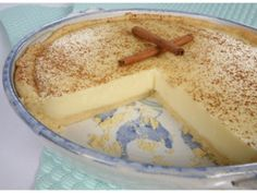 Creamy Milk Tart recipe by Saadiyah Khan posted on 21 Jan 2017 . Recipe has a rating of by 4 members and the recipe belongs in the Desserts, Sweet Meats recipes category Custard Recipes, Milk Recipes, Tart Recipes, Sweet Recipes, Baking Recipes, Dessert Recipes, Desserts, Halal Recipes, Flour Recipes