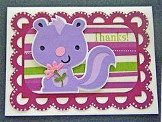 Cricut Create a Critter Card