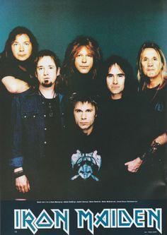 Iron Maiden    (Jul/2000/BURRN!)