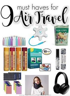 Air Travel Must Haves   Carry on Essentials   What you need for a flight   Packing with only a carry on  