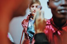 ~The SPARKLING Scene | Paris Fashion Week: Lanvin