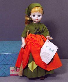 Madame Alexander Poor Cinderella, Storyland Series 1990