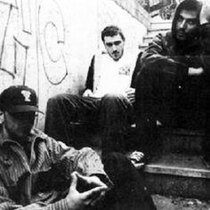 Deda, Neffa, Gruff... Sangue Misto, 1993 circa.