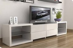 Mueble Mesa Tv Lcd Dvd 4 Cajones 2 Mt Modelo Exclusivo.