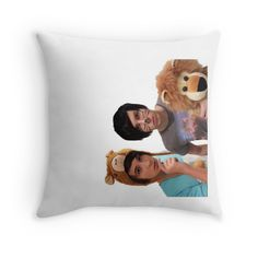 Dan and Phil iPhone and Pillow case <3