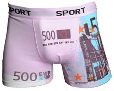 Herren Boxer Shorts Money NEU