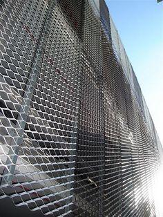 Milton Keynes Hospital MSCP mesh