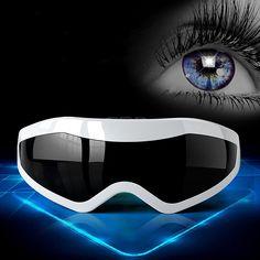 13.77$  Watch here - http://alip73.shopchina.info/go.php?t=32695927263 - JORZILANO Vibration Eye Massager Dark Circles Alleviate Fatigue For Head Massage Magnetic Treatment Multi-functional Eye Care  13.77$ #magazineonlinebeautiful