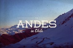 Chile, postcards by Vince Soliven