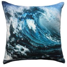 Jovi Home 18-inch Colossal Wave Decorative Throw Pillow | Overstock™ Shopping - Great Deals on Jovi Home Throw Pillows