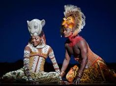 Lion King stage show