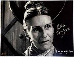 Cloris Leachman Signed 11x14 Photo Inscribed Frau Blucher OC Dugout COA (A) Young Frankenstein @ niftywarehouse.com #NiftyWarehouse #Frankenstein #Halloween #Horror #HorrorMovies #ClassicHorror #Movies