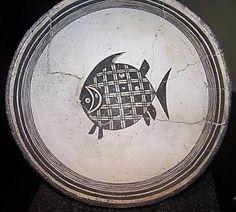 Mimbres - fish