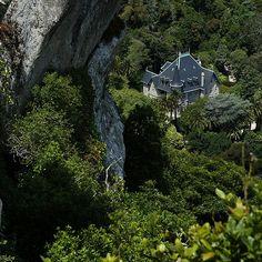 Hidden Castle, Biestesr, Sintra, Portugal