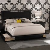Found it at AllModern - South Shore Step One Platform Bed